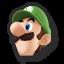 Icône Luigi SSB4