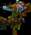 Masque de Mort Skull Kid In-Game OOT