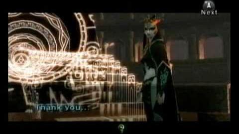 Ending of Zelda Twilight Princess