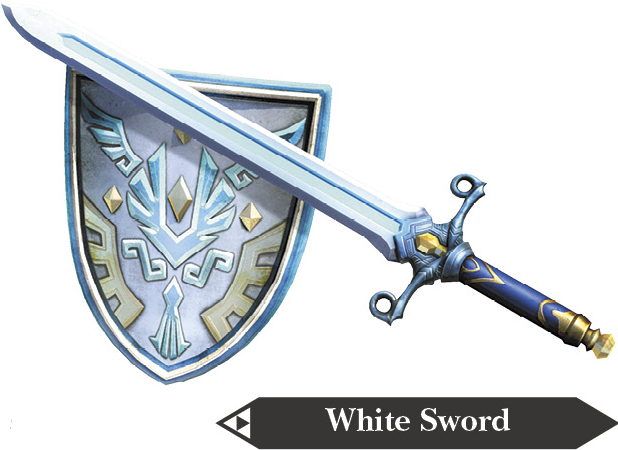 White Sword | Zeldapedia | FANDOM powered by Wikia
