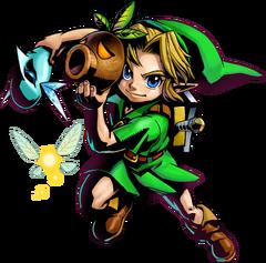Link utilizando máscaras artwork MM 3D