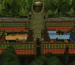 Palais Mojo extérieur MM3D
