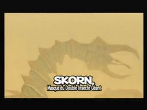 Skorn, Masque du Double Insecte Géant