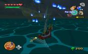 Barco Fantasma Wind Waker