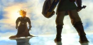 Heraldo Muerte contra Link SS
