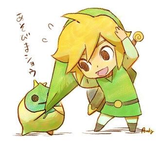 Link kawaii