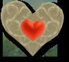 Pieza Corazón SS