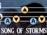 Canzone della Tempesta