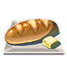File:Breath of the Wild Food Dish (Bread) Wheat Bread (Icon).png
