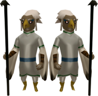 Opif et Orlof figurine