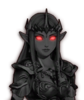 Portrait Dark Zelda HW