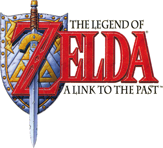 Файл:The Legend of Zelda - A Link to the Past (logo).png