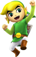 Toon Link (Hyrule Warriors)
