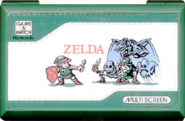 Zelda Game & Watch Closed