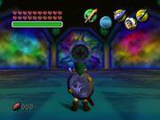 Kampfraum im Mond (Majora's Mask)
