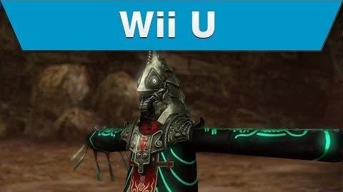 Wii U -- Hyrule Warriors Trailer with Zant and a Scimitar-1