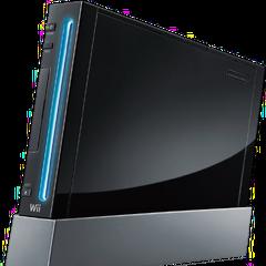 Un Wii nero