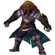 Ganondorf costume Lorule HWL