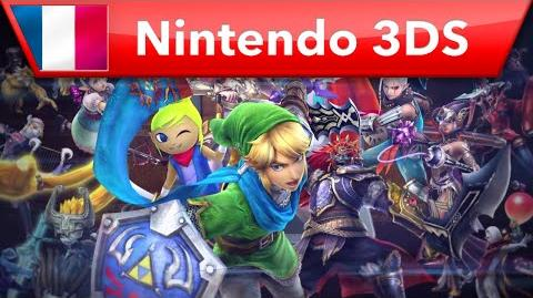 Hyrule Warriors Legends - Bande-annonce E3 2015 (Nintendo 3DS)