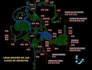 Mapa Espectros TP