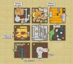 Mapa Torre Celestial SS