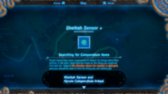 Breath of the Wild Sheikah Slate Sheikah Sensor + (Upgrade)