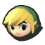 Icône Link Cartoon SSB4