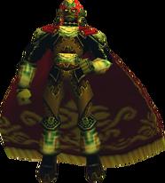 Ganondorf's Körper (Ocarina of Time)