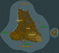 Isla frontia