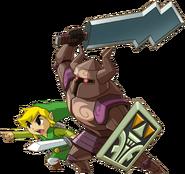 Link & Phantom