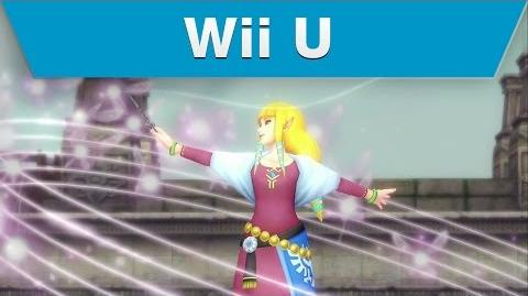 Wii U - Hyrule Warriors - Skyward Sword Costume Set