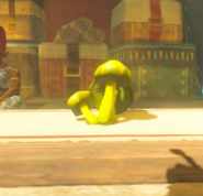 Breath of the Wild Gerudo Town Market (Mushroom Shop) Zapshroom (Gerudo Desert)