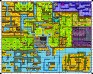 Labrynna Coordinate Map (Present)