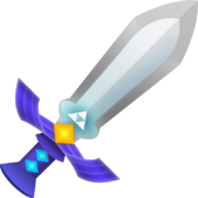 Master Sword (A Link Between Worlds)