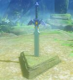 Master Sword (Breath of the Wild)