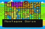 Montagne Goron