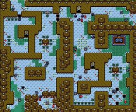 Carte de la forêt enchantée
