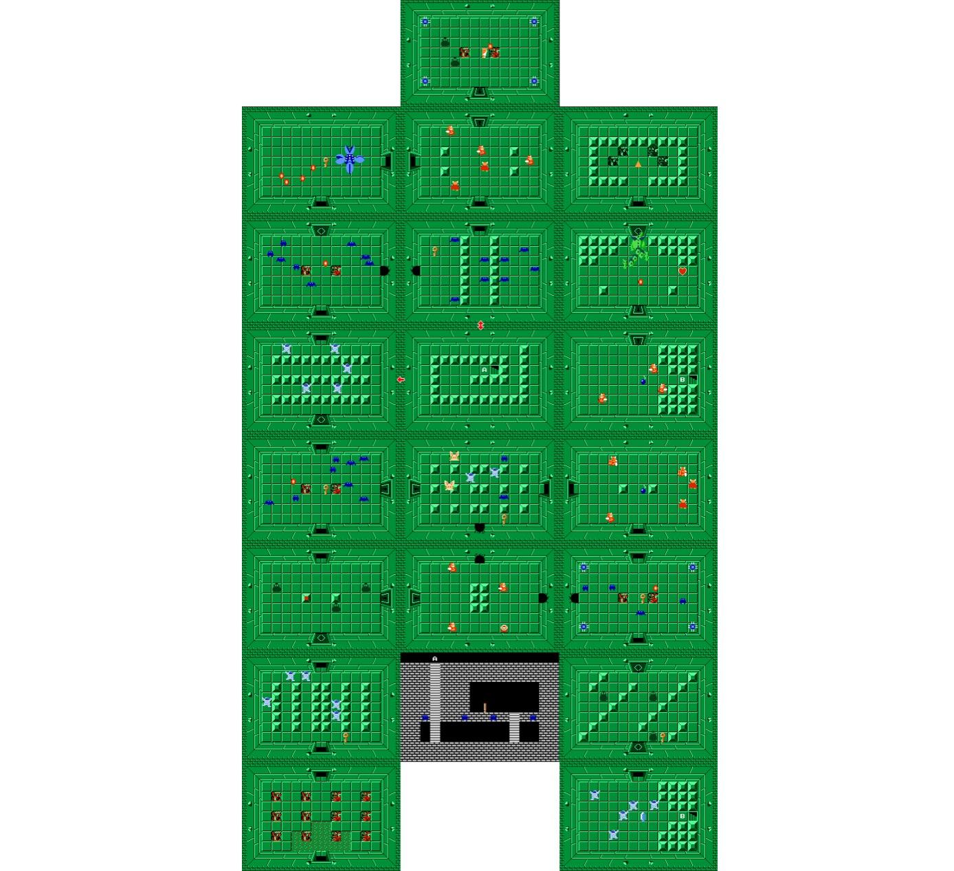 Level 2 Second Quest Zeldapedia Fandom