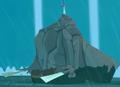 Ganondorf petrificándose TWW
