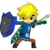 Hyrule Warriors Legends Toon Link (Island Outfit) Standard Outfit (Great Sea)