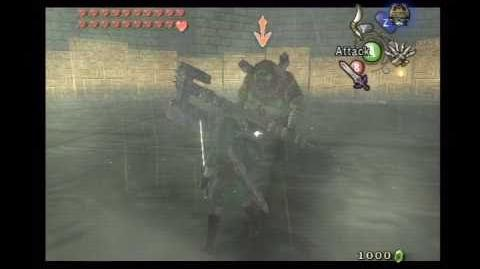 King Bulblin Final Encounter (Twilight Princess)