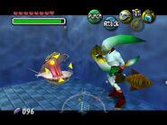 Link Zora contra Moluscuchilla MM