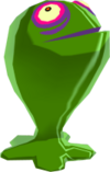 The Wind Waker ChuChu Green ChuChu (Render)