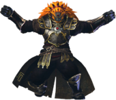 Costume Ganondorf Twilight HW