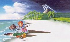 Link-gestrandet Link's Awakening