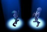 Link y Japas tocando 2