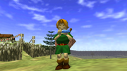 Ocarina Playing (Ocarina of Time)