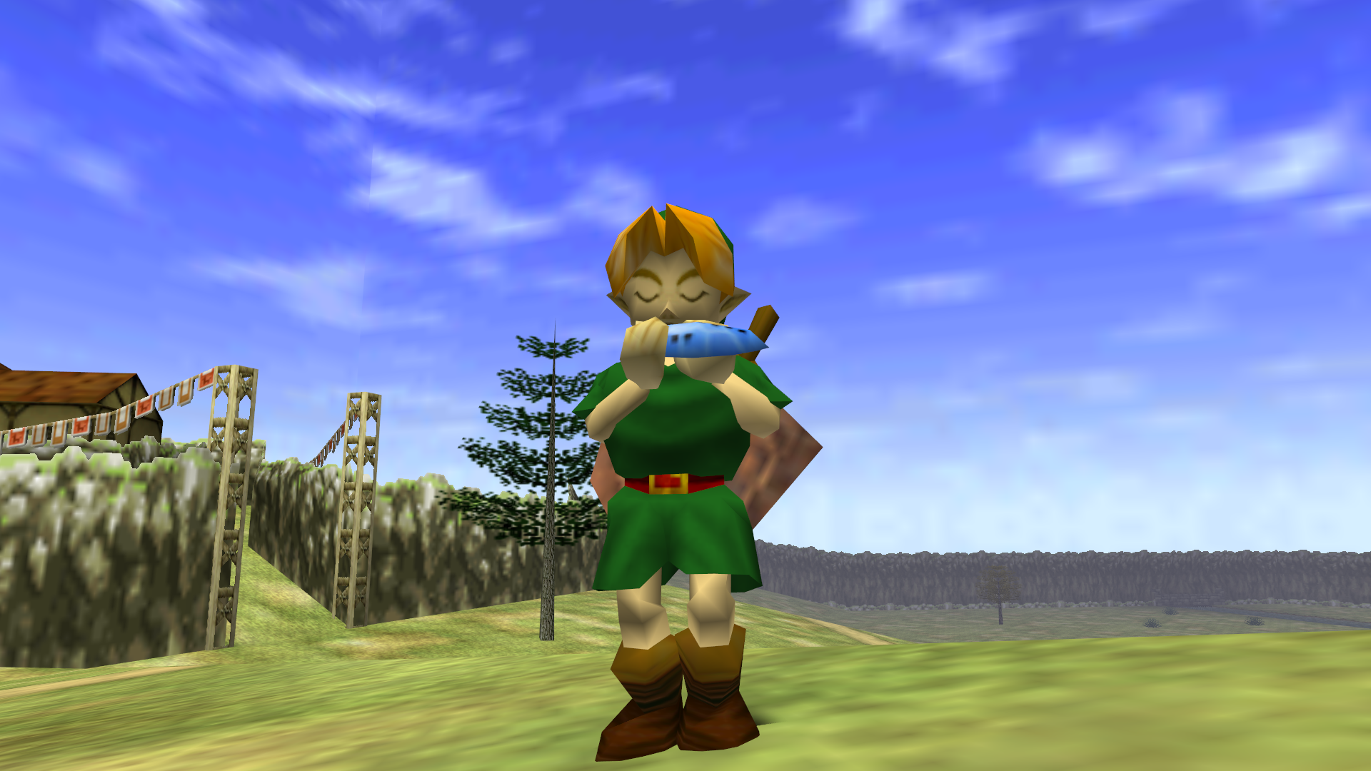 legend of zelda ocarina of time gamecube iso