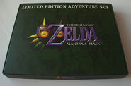 Set de aventura The Legend of Zelda Majora's Mask