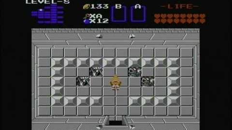The Legend Of Zelda - Boss 8 Gleeok 2